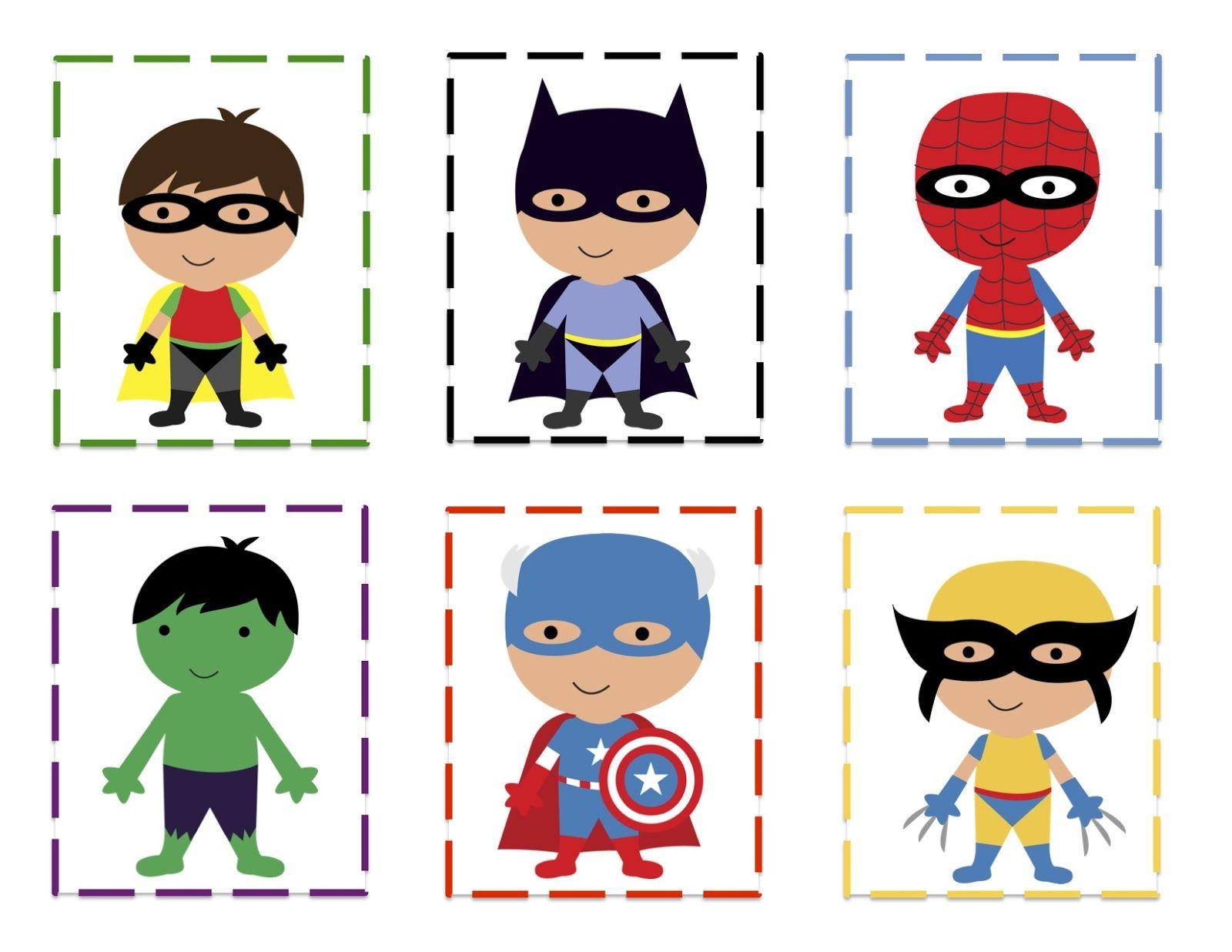 Hero clipart kindergarten. Community helper s pattern