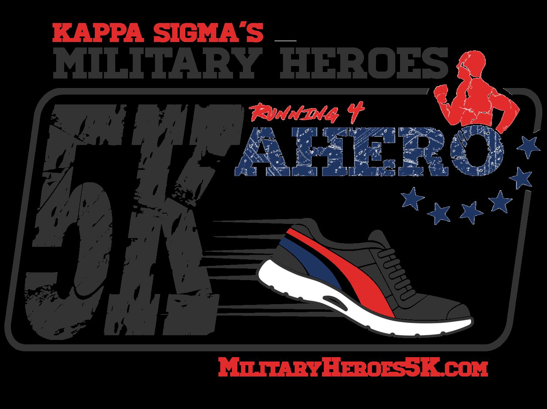 Hero clipart military hero. Kappa sigma heroes k