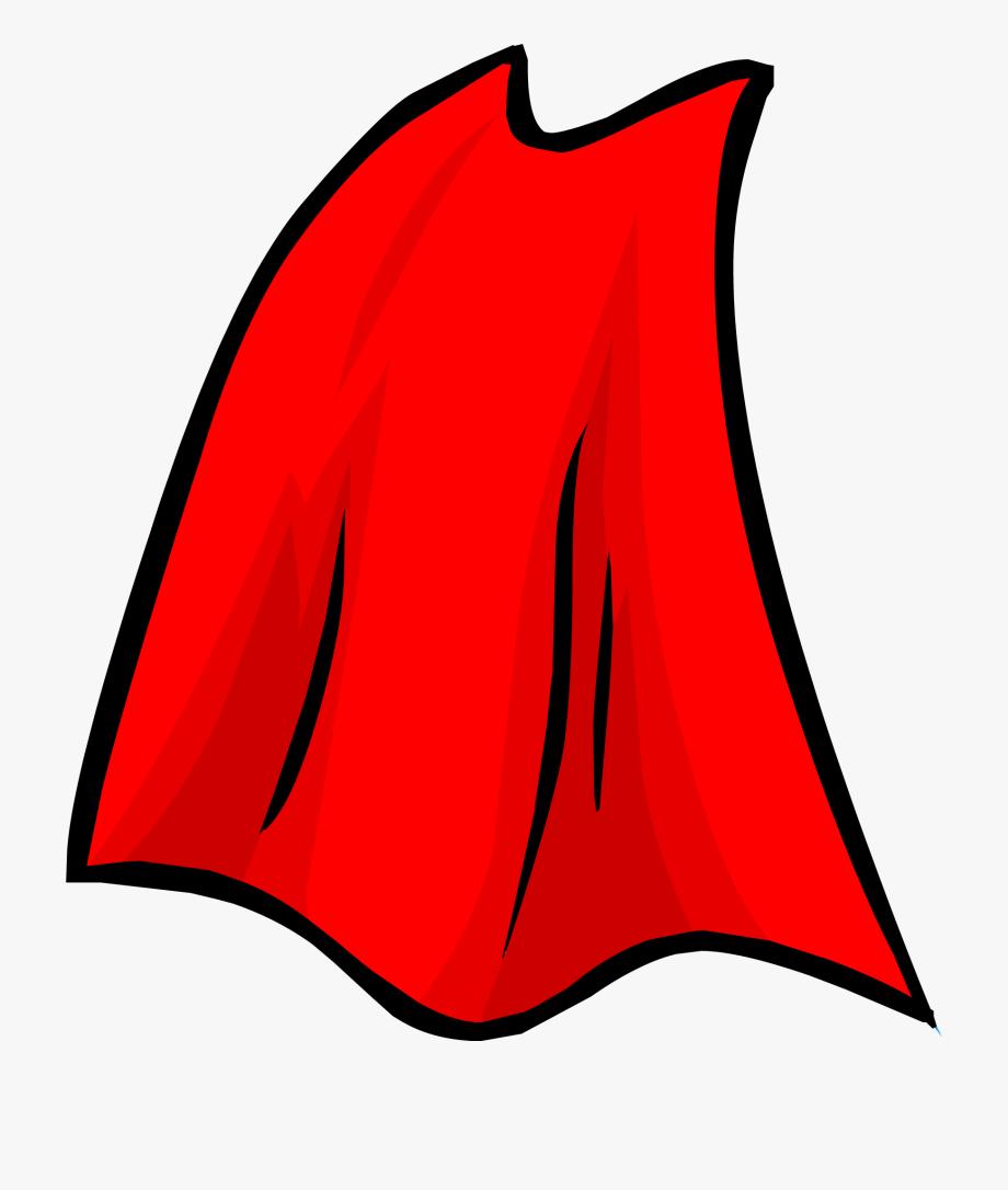 Hero clipart red superhero. Cape club penguin wiki