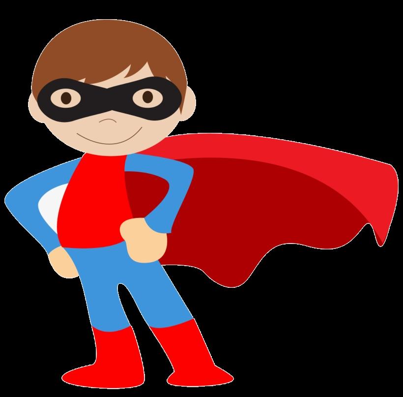 Hero clipart red superhero. Kids dressed as superheroes