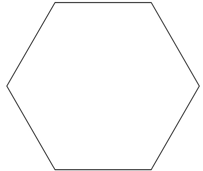 Station . Hexagon clipart