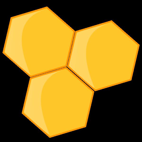 Honeycomb clipart cartoon. Honey panda free images