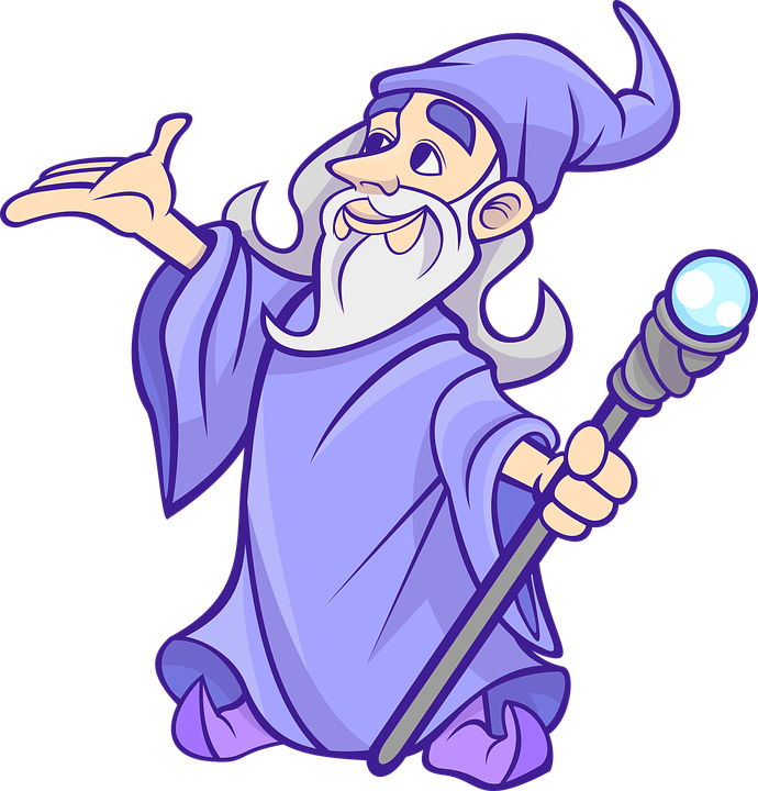 Magic clipart transparent. Wizard png free images