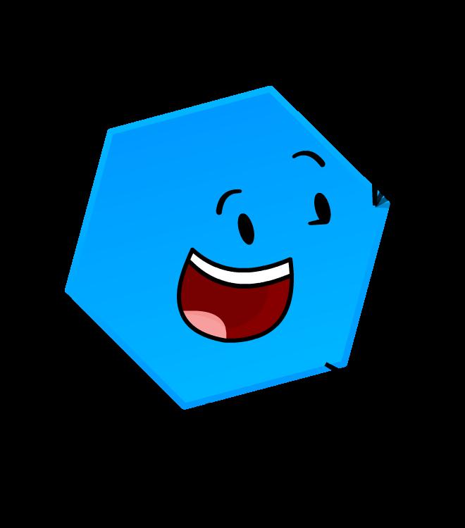 Hexagon clipart cute. Drawing cartoon clip art