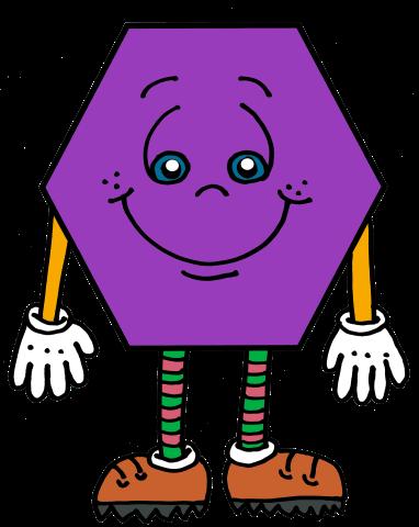 Hexagon clipart cute. Free cliparts download clip