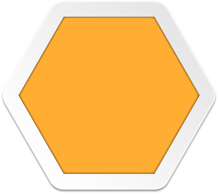 hexagon clipart equilateral