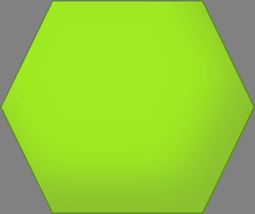 Hexagon clipart hexagon object. Image new asset png