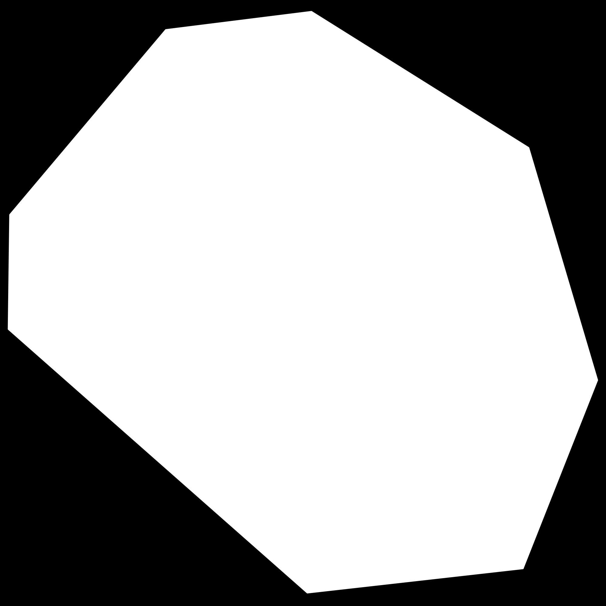 File octagon svg wikimedia. Hexagon clipart irregular