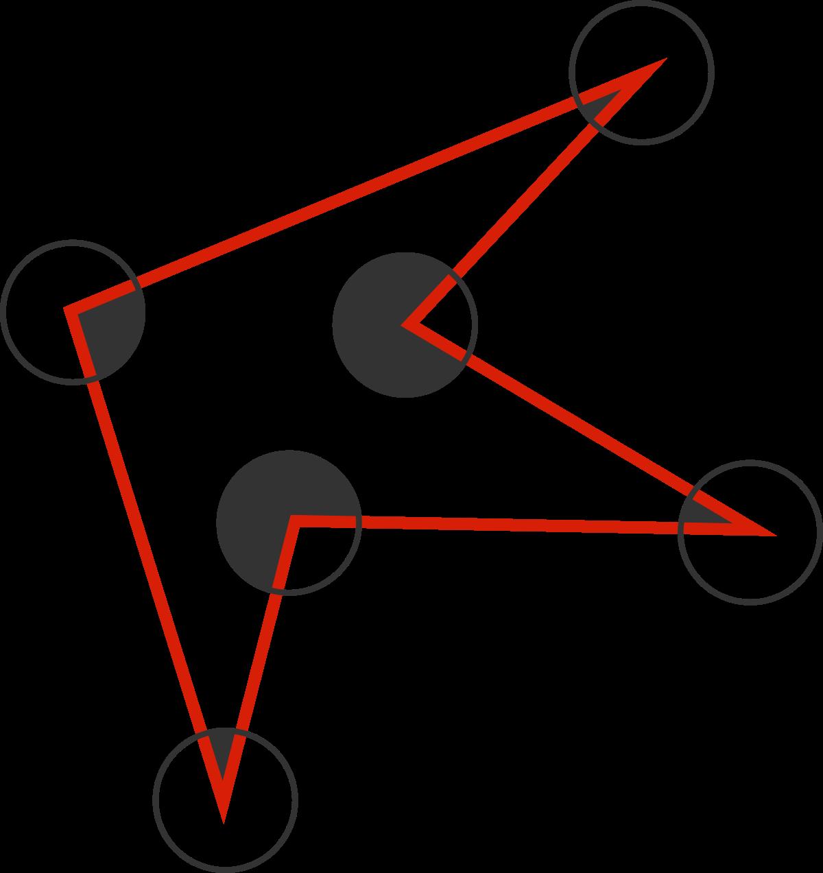 Polygons brilliant math science. Hexagon clipart irregular