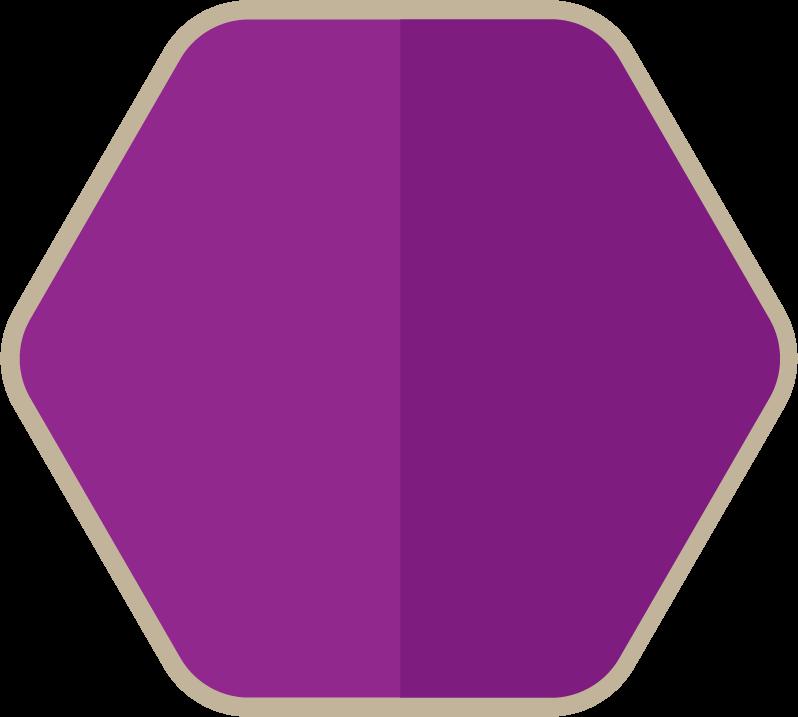 Hexagon clipart irregular. Png transparent free images