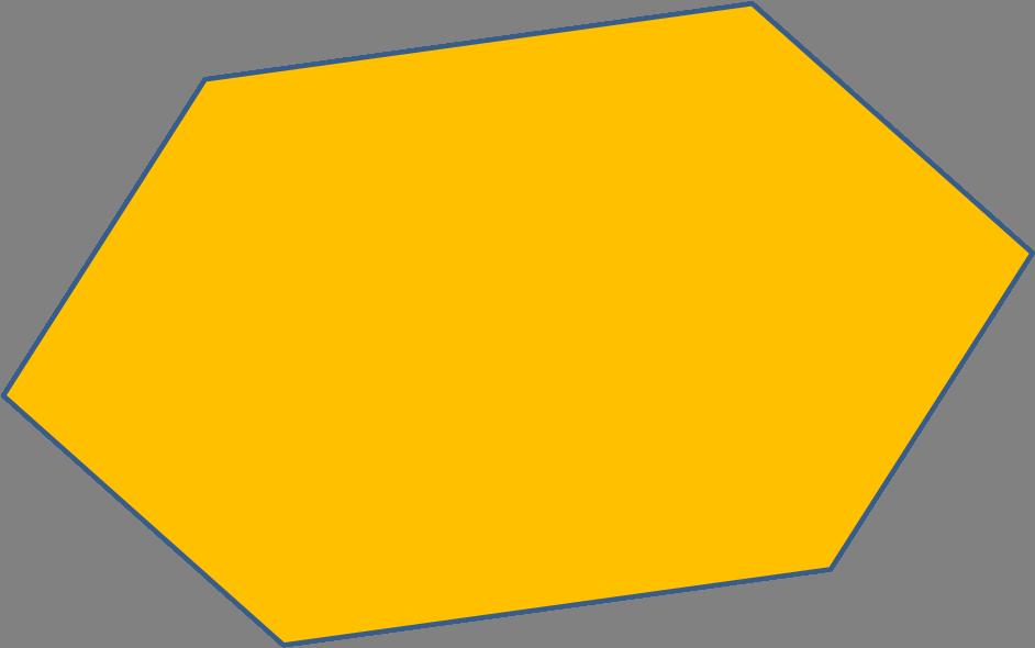 Hexagon clipart irregular. Regular and polygons worksheet