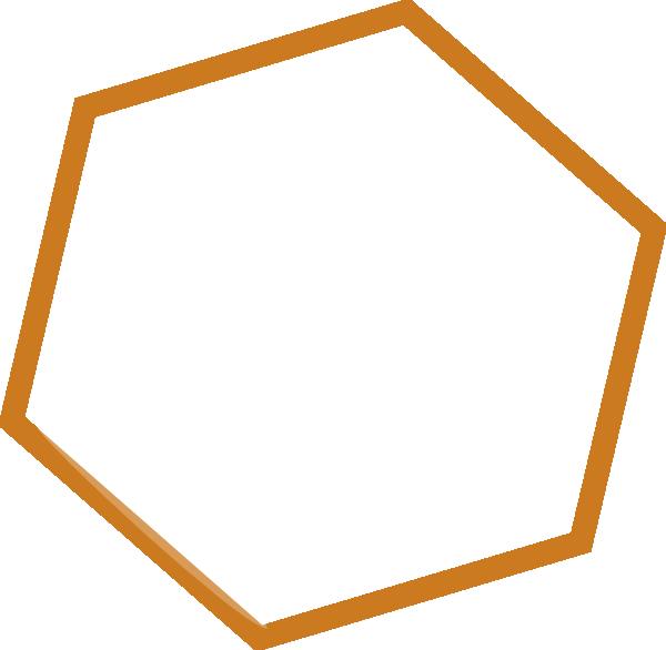 Honeycomb clipart hexagon. Transpa clip art at