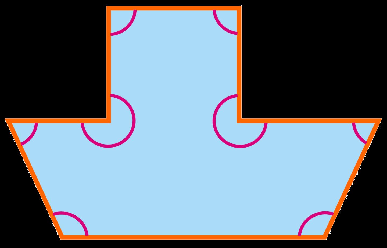 Hexagon clipart octogon. Octagon shape romeo landinez