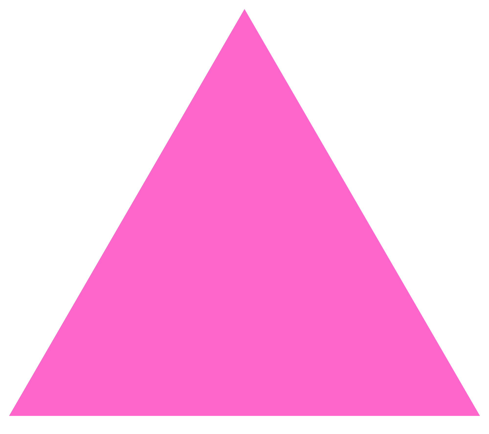 Triangular clipart different shape. Shapes lessons tes teach