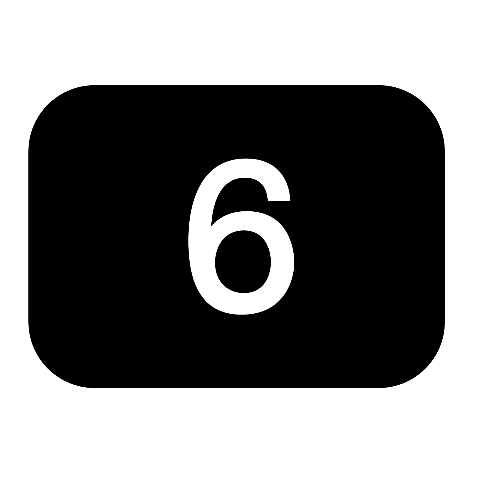 filled icon free. Hexagon clipart rectangular