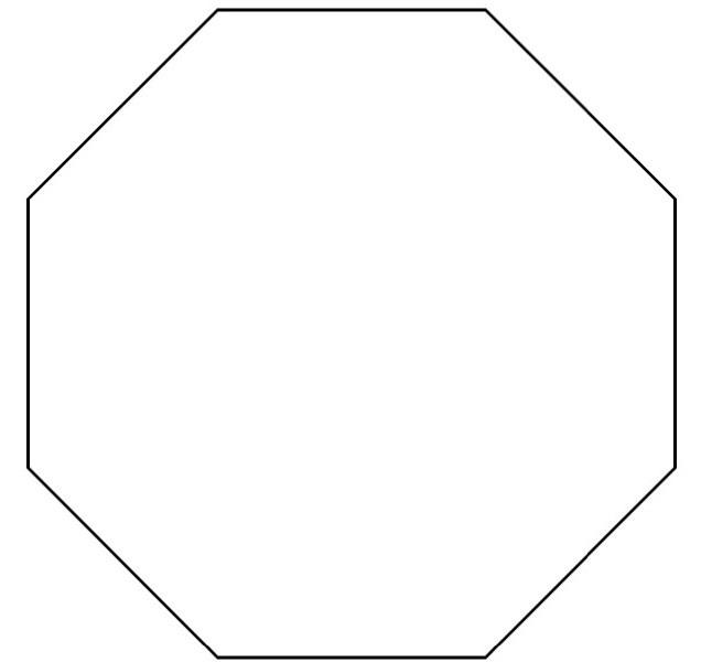 clipartlook. Hexagon clipart rectangular