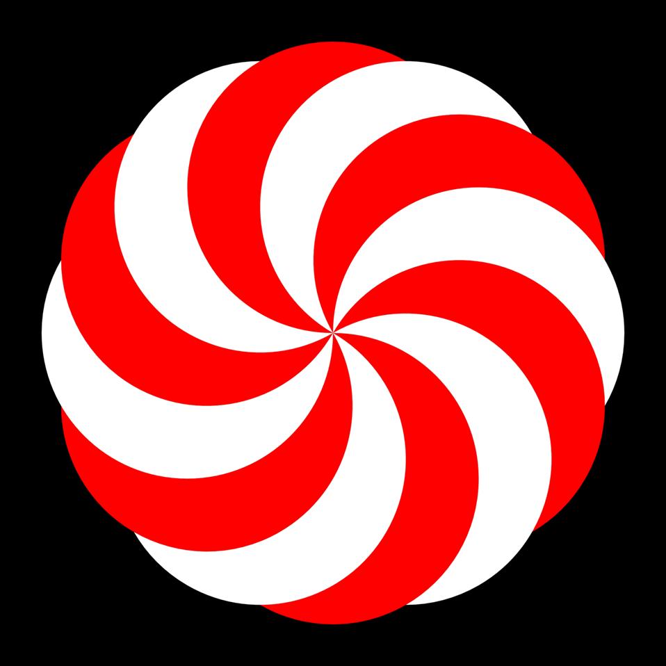Hexagon clipart red. Public domain clip art