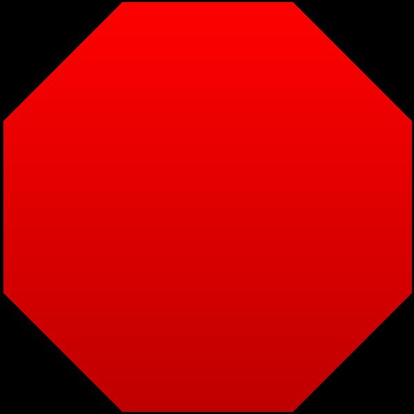hexagon clipart shape outline