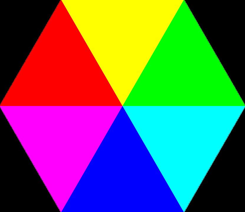 Hexagon symmetry