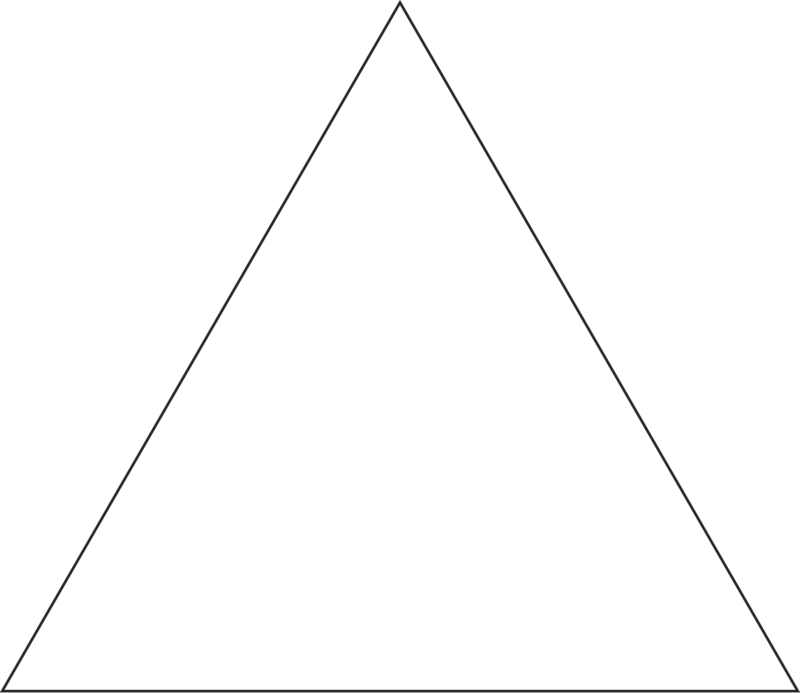 Regular and irregular polygons. Hexagon clipart two pair congruent side