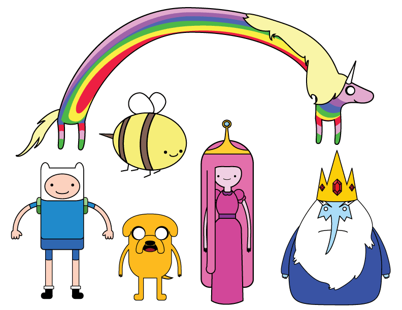 Hi clipart world hello day. Whimsical of adventure time