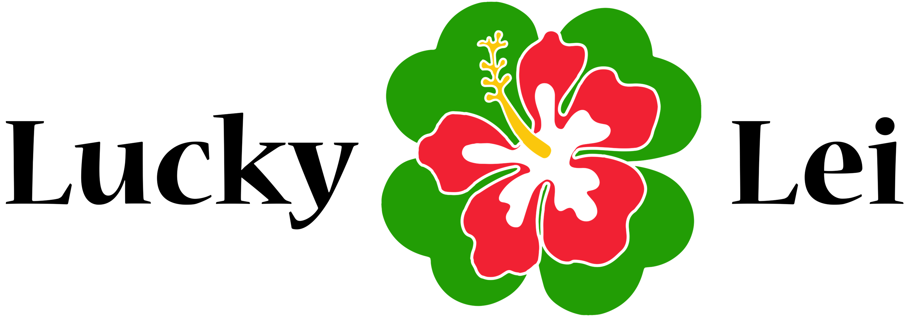 Hibiscus clipart aloha. Lucky lei charters f