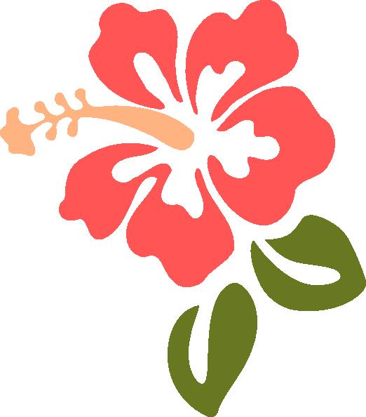hibiscus clipart animated