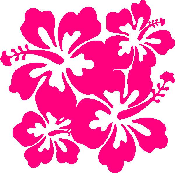 Hibiscus clipart cartoon. Clip art at clker