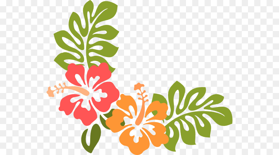 Hibiscus clipart christmas. Tree line drawing illustration