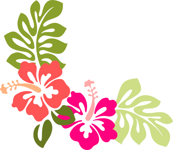 Hibiscus clipart christmas. Clip art at clker