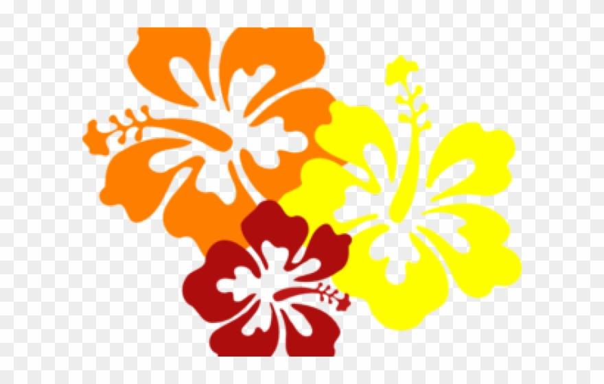 Hibiscus clipart cute. Flower clip art