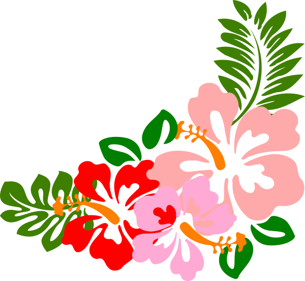Hibiscus clipart cute. Small free on dumielauxepices