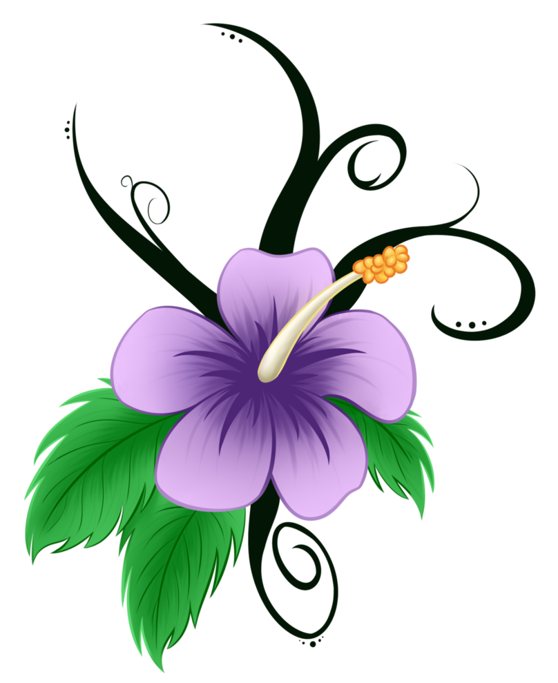 Hibiscus clipart flower samoan. Forgetmenot flowers pink and