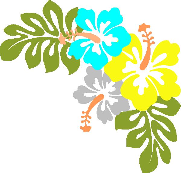 Hibiscus hawaiian flower