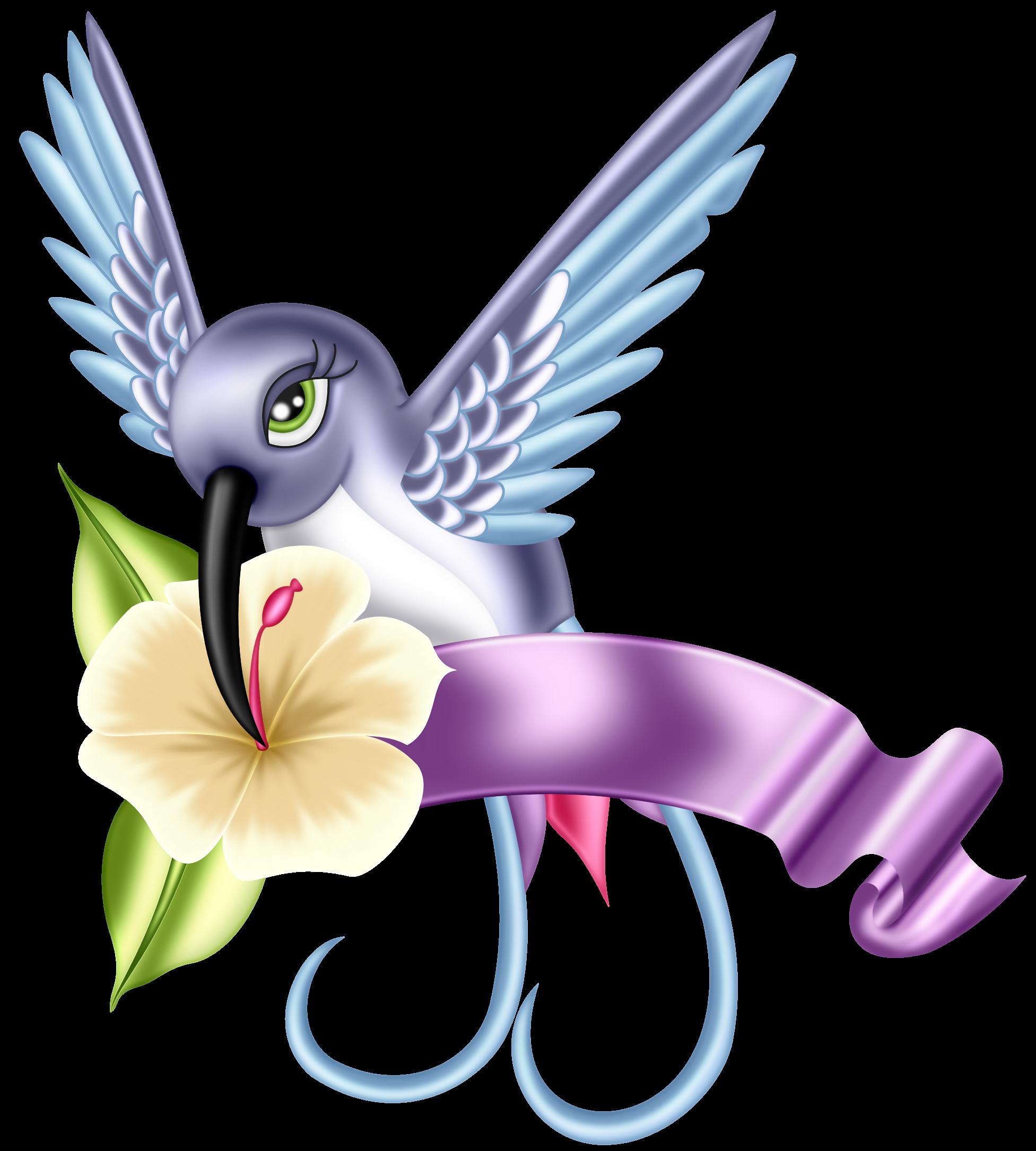 Hummingbird clipart beautiful bird. A ee dc o