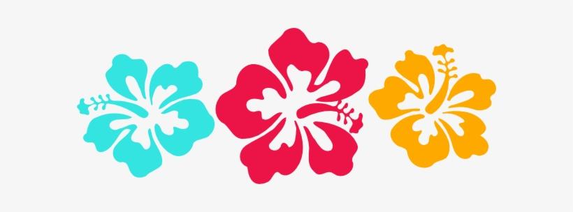 Hibiscus clipart island flower. Big tv logo transparent