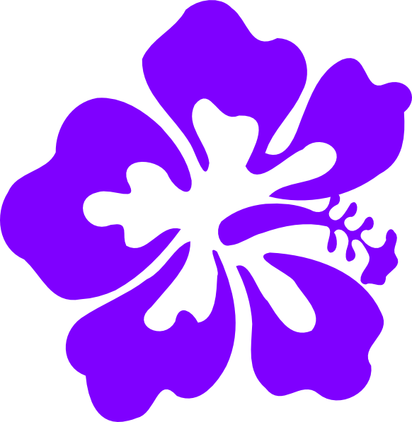 Clip art at clker. Hibiscus clipart real