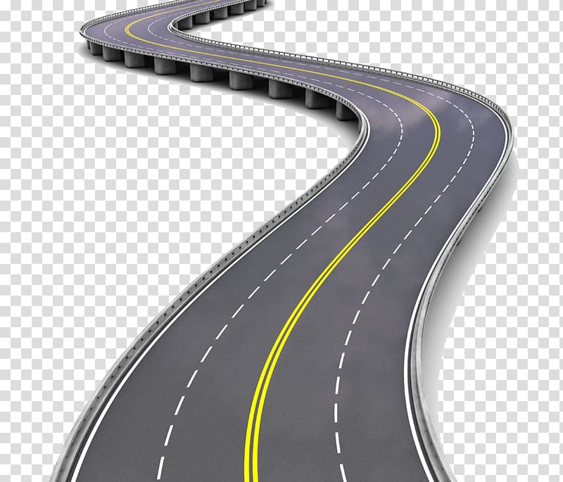 Highway clipart animated, Highway animated Transparent ...