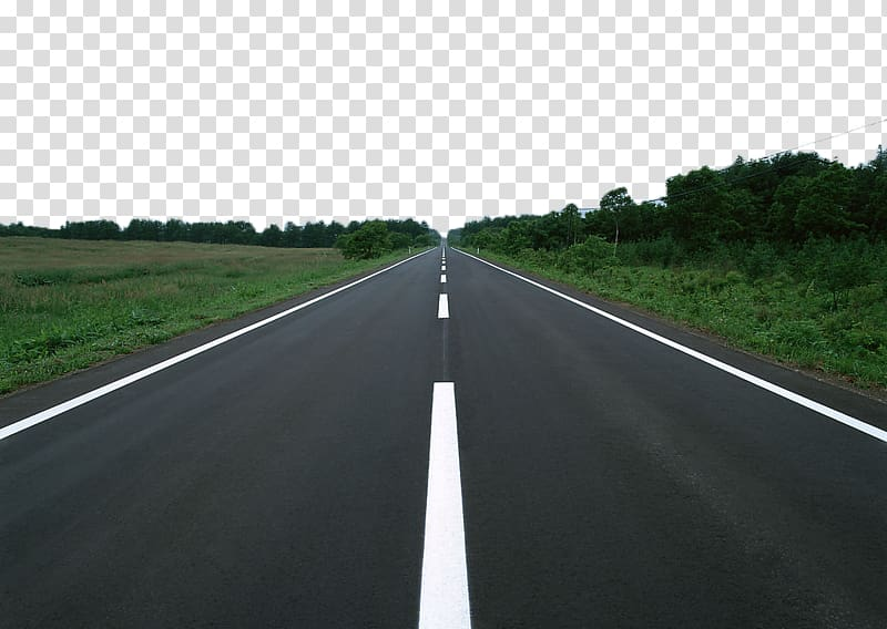 highway clipart beautiful road