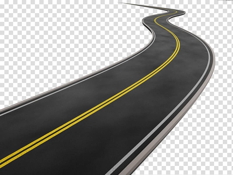 Transparent background png . Highway clipart beautiful road
