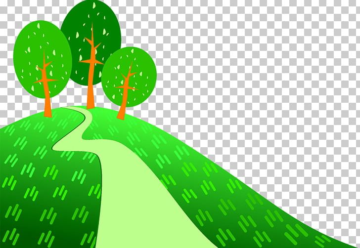 Highway clipart countryside. Cartoon theatrical scenery illustration
