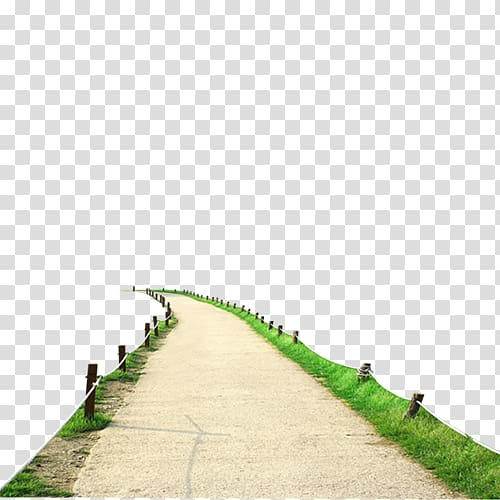 Road path walking in. Highway clipart countryside