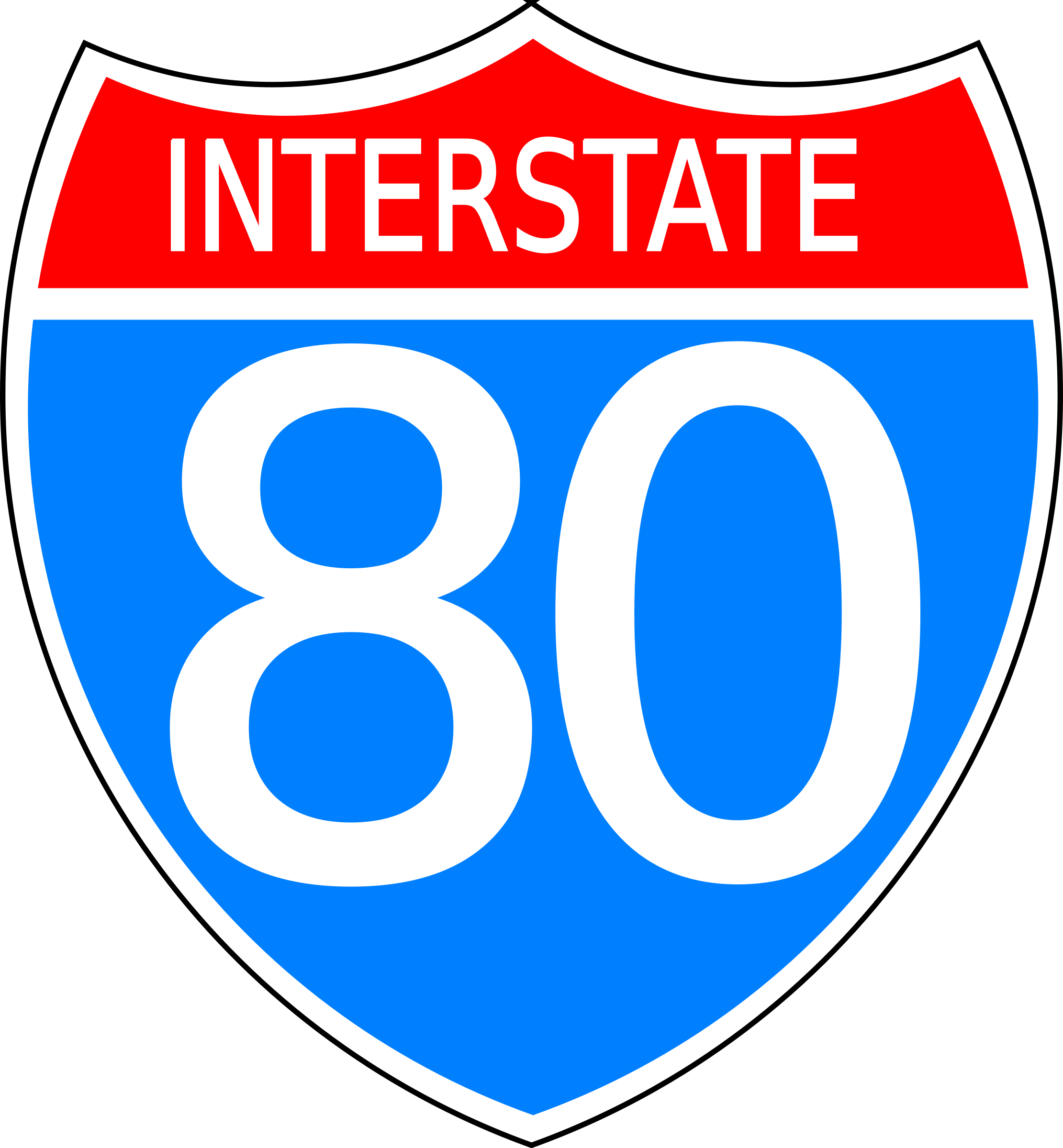 Interstate sign icons png. Highway clipart highway exit