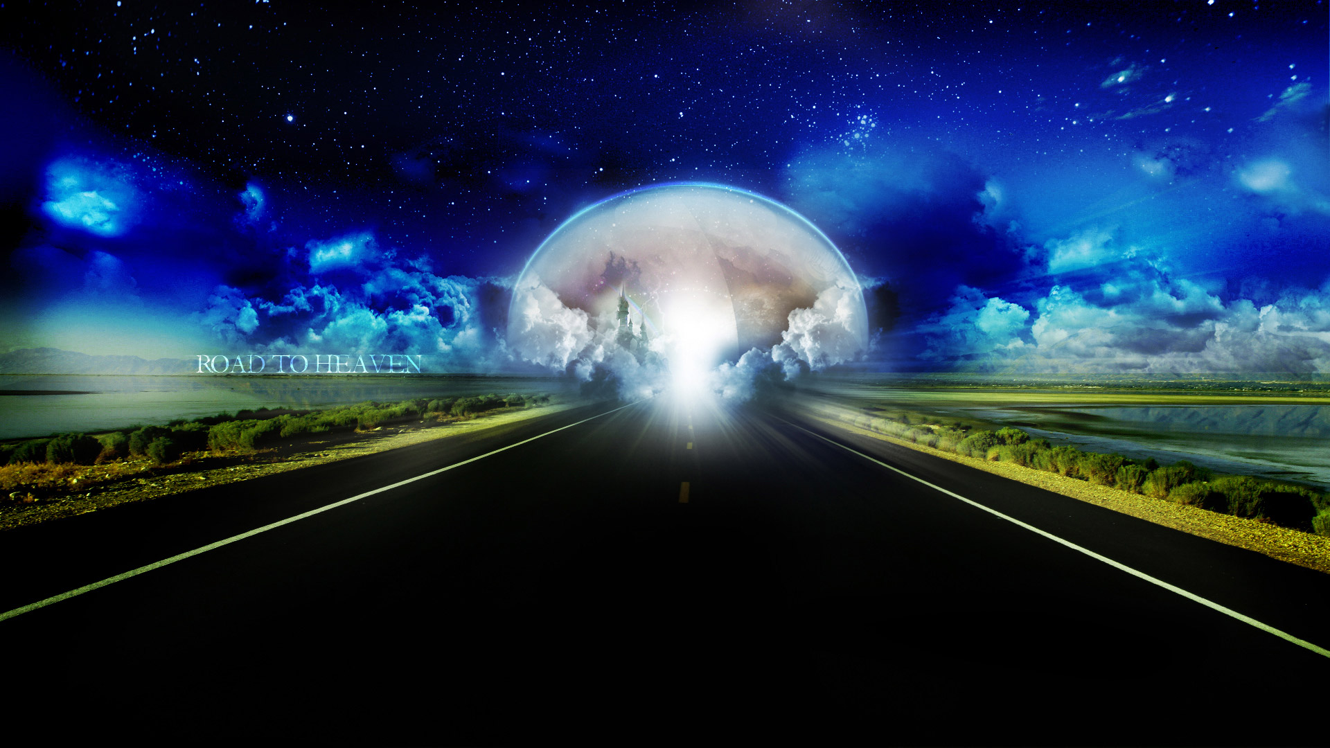 Highway clipart highway to heaven. Haven kingdom road free