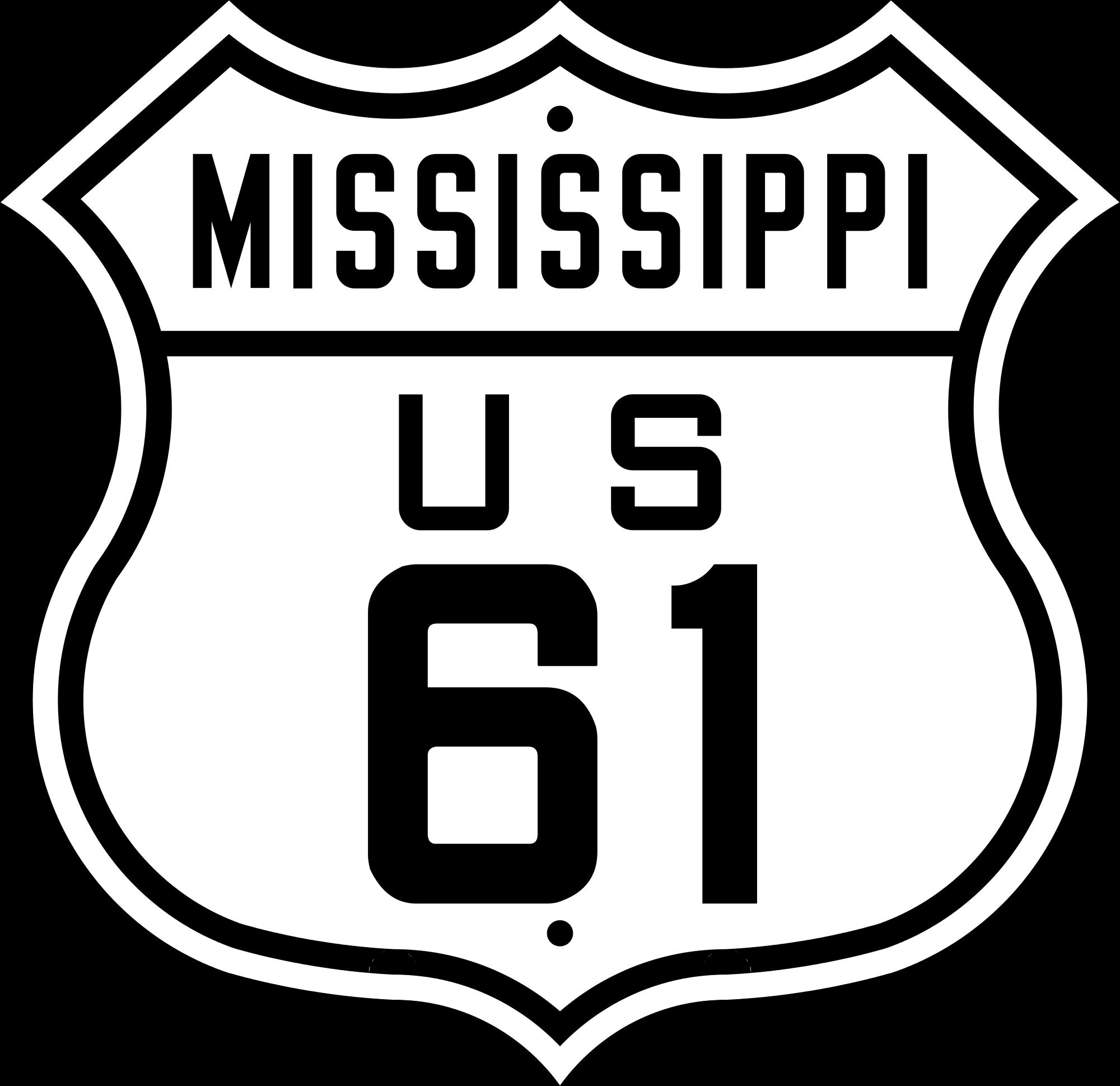 Highway clipart interstate highway. File us mississippi svg
