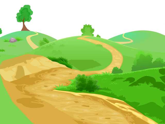 huge freebie download. Pathway clipart path
