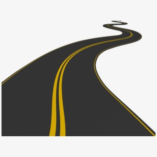 Pathway pdf free cliparts. Highway clipart success road