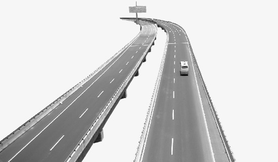 Highway clipart two way. Download free png fig