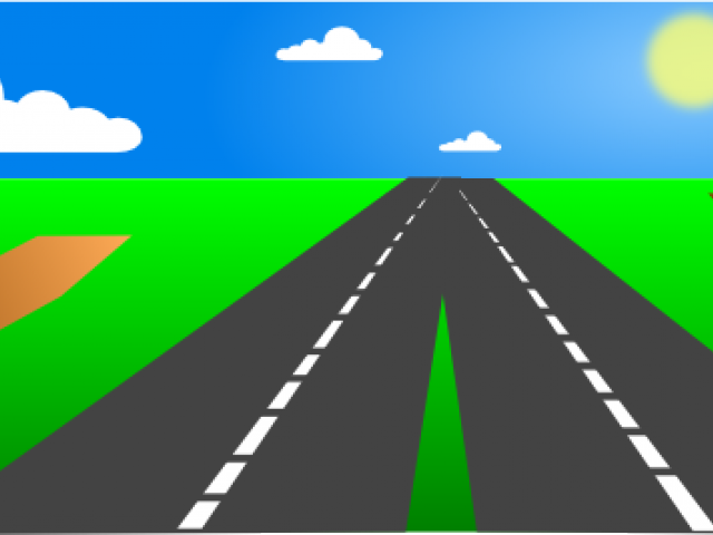 Free trafic download clip. Highway clipart two way