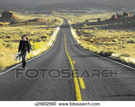 Highway clipart walking road. Free download clip art